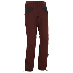 E9 Rondo Artek Trousers Men wine